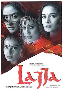 Poster do filme Lajja