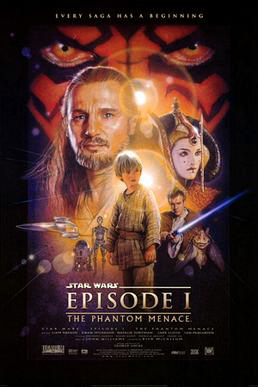 Star Wars Episode 1: The Phantom Menace (Lucasfilm - 1999)