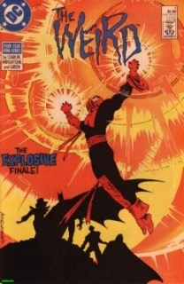 Image result for starlin the weird dc character