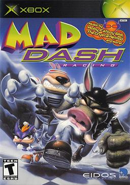 DOWNLOAD FREE MAD DASH RACING (XBOX)