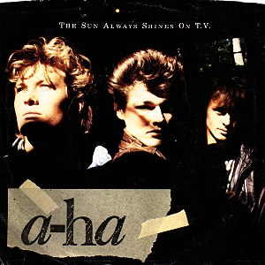 "Résultat de recherche d'images pour ""a-ha the sun always shines on tv"""