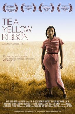 Poster do filme Tie a Yellow Ribbon