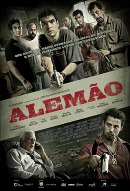 Poster do filme Alemão