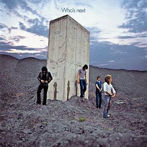 the who who's next album cover