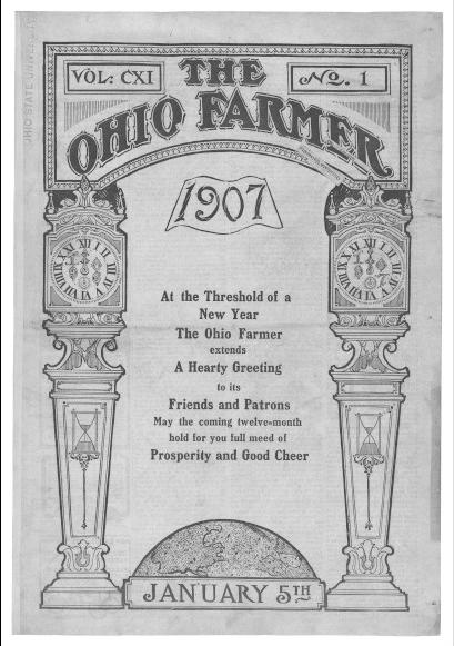 The Ohio Farmer newspaper Wikipedia