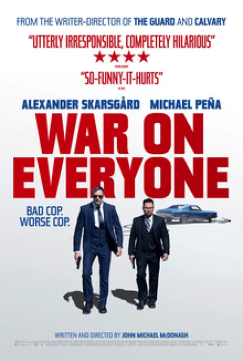 War on Everyone - Wikipedia