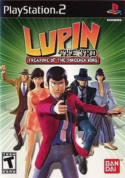 Lupin The 3rd Treasure Of The Sorcerer King Wikipedia