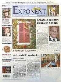 The Jewish Exponent