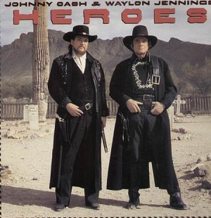 Heroes album cover