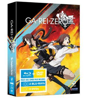 Cover of Ga-rei: Zero's DVD released in Japan,...