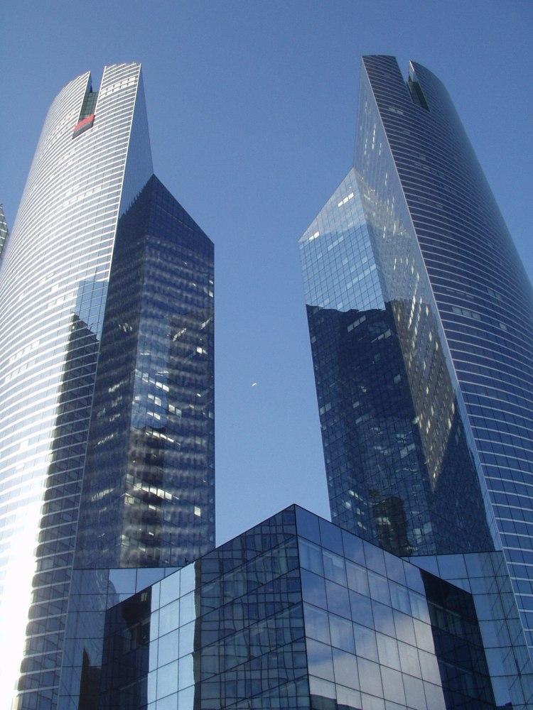 Blogs about big buildings (3/5)