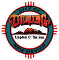 Official seal of The City of Deming