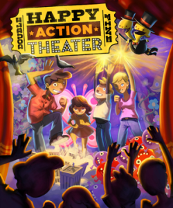 Double Fine Happy Action Theater Wikipedia