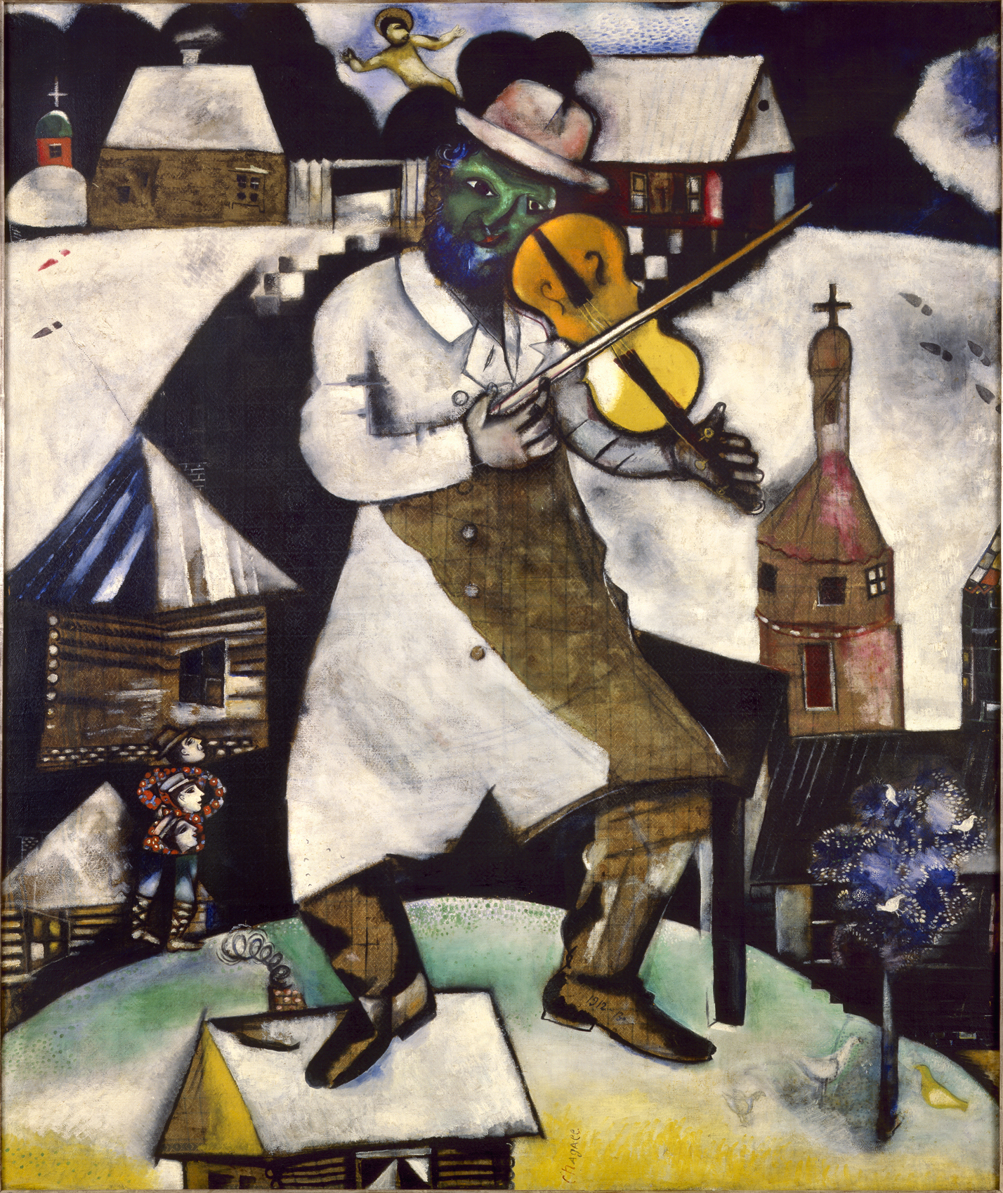 File Image Chagall Fiddler