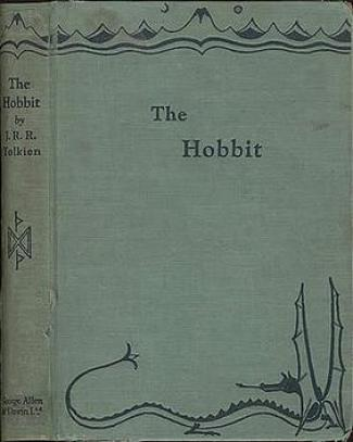 The Hobbit First Edition