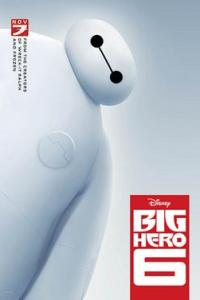 Poster for 2015 Disney animated film Big Hero 6