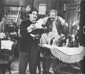 Luigi Basco (J. Carrol Naish) and Pasquale (Al...