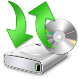 Backup and Restore Center Icon