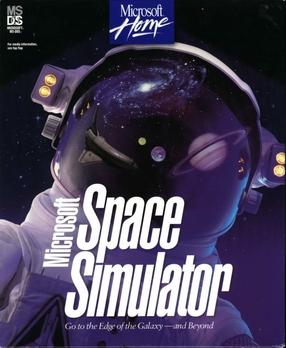 Microsoft Space Simulator Cubierta