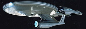 The New NCC-1701