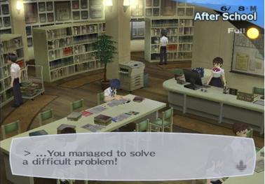 Protagonista nell Biblioteca