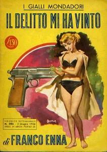 A 1956 issue of Il Giallo Mondadori.