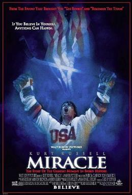Film poster for Miracle (film) - Copyright 200...