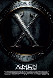 X-Men First Class (20th Century Fox - 2011)
