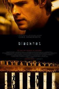 Poster for 2015 cyber thriller Blackhat