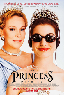 The Princess Diaries (film)