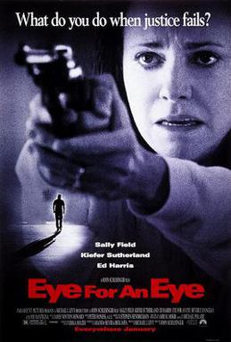 Eye for an Eye (1996 film) poster.jpg