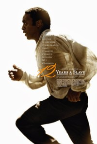 Poster for 2014 Oscars hopeful 12 Years A Slave