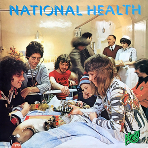 National Health album cover