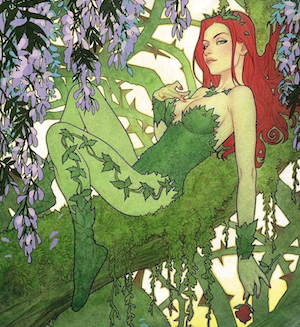 Poison Ivy (print, United States, 2017; copyright © DC Comics)