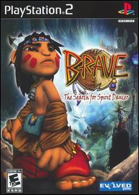 Brave The Search For Spirit Dancer Wikipedia