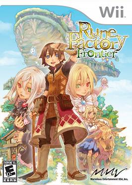 Rune Factory Frontier