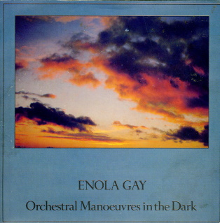 """Enola Gay"" cover"
