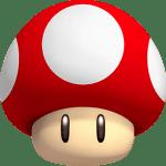 Super Mario Bros. Super Mushroom