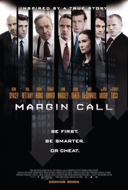 Margin Call, Lionsgate, 2012