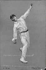 Wilfred Rhodes, an outstanding all rounder: he...