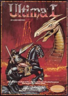 Ultima I Cover