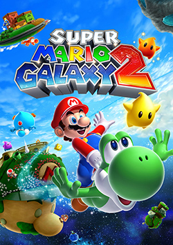 Super Mario Galaxy 2 - Wikipedia