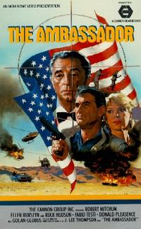 The Ambassador 1984 American Film Wikipedia