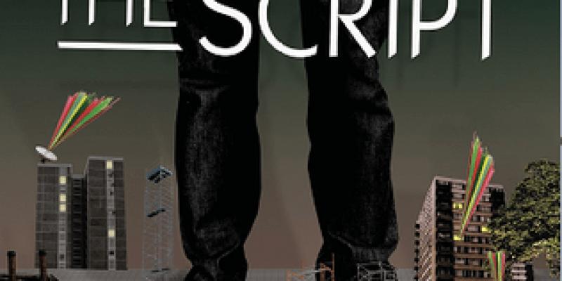 【2009年歌單】The Scirpt 手創樂團_The Man Who Can't Be Moved  為你守候 中英歌詞