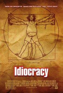 Film poster Idiocracy