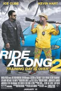 Poster for 2016 crime comedy Ride Along 2