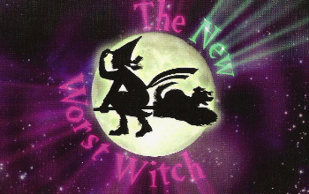 The New Worst Witch title card