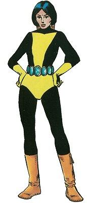Danielle Moonstar - Marvel Graphic Novel No 4.png