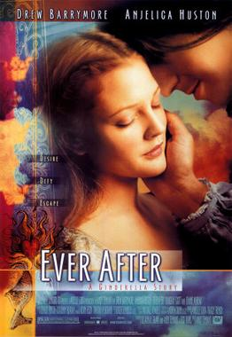 Film poster for Ever After - Copyright 1998, 2...
