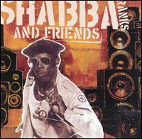 Shabba Ranks & Friends album cover